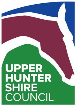 Upper Hunter Shire Council Logo