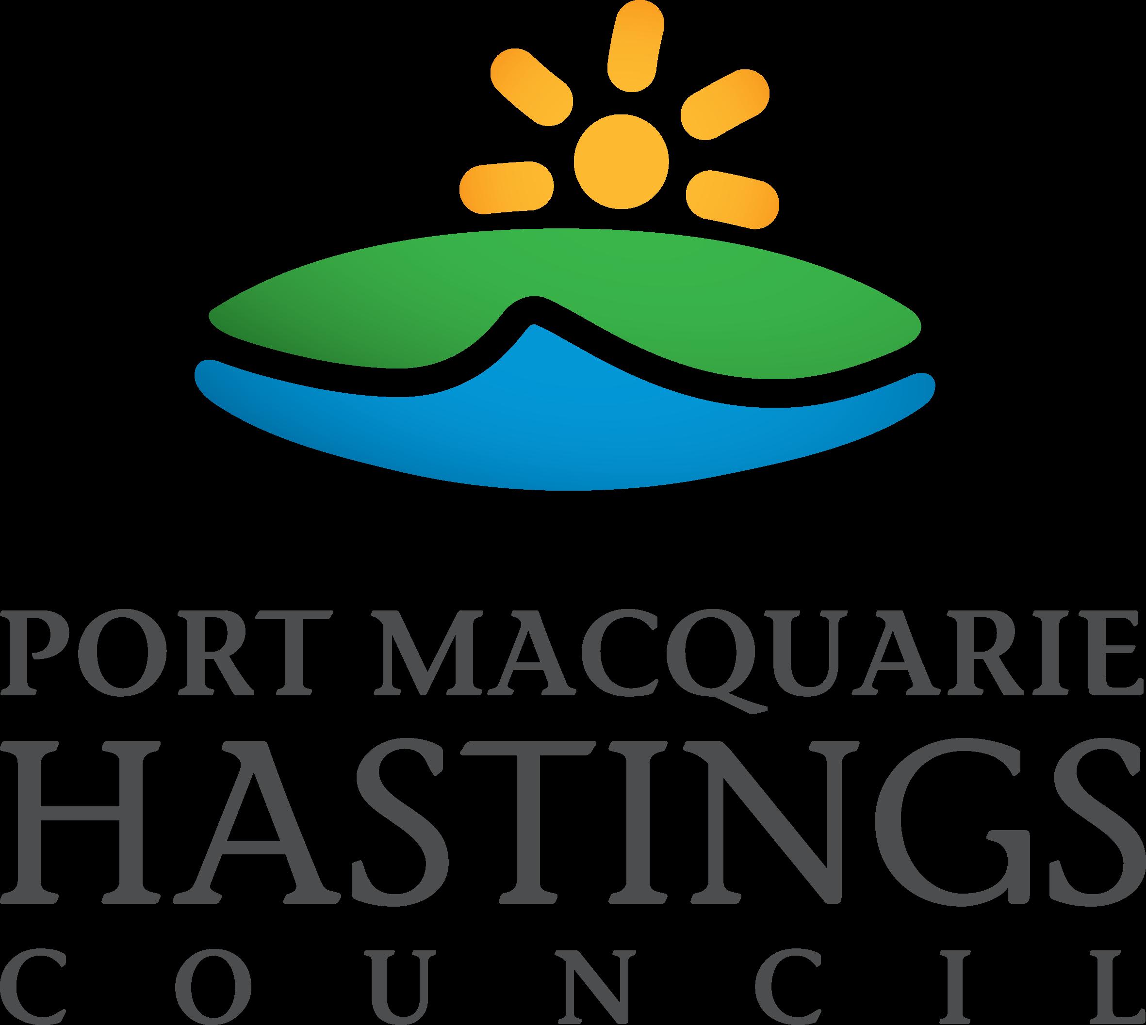 Port Macquarie Hastings Council Logo