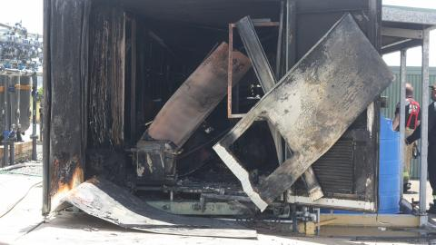 Taralga moves to Level 3 Water Restrictions following fire at the Taralga Water Treatment Plant Image